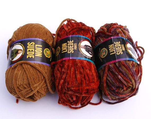 Lion Brand Discount Yarn Best Of Yarn Lion Brand Suede 3 Skeins Of Contemporary 48 Pictures Lion Brand Discount Yarn