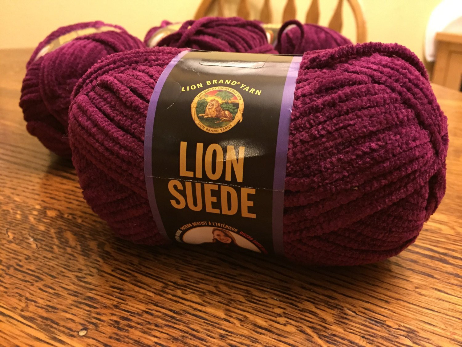 Lion Brand Discount Yarn Inspirational Skein Of Lion Suede Yarn In Fuschia Color Lion Brand Yarn Of Contemporary 48 Pictures Lion Brand Discount Yarn