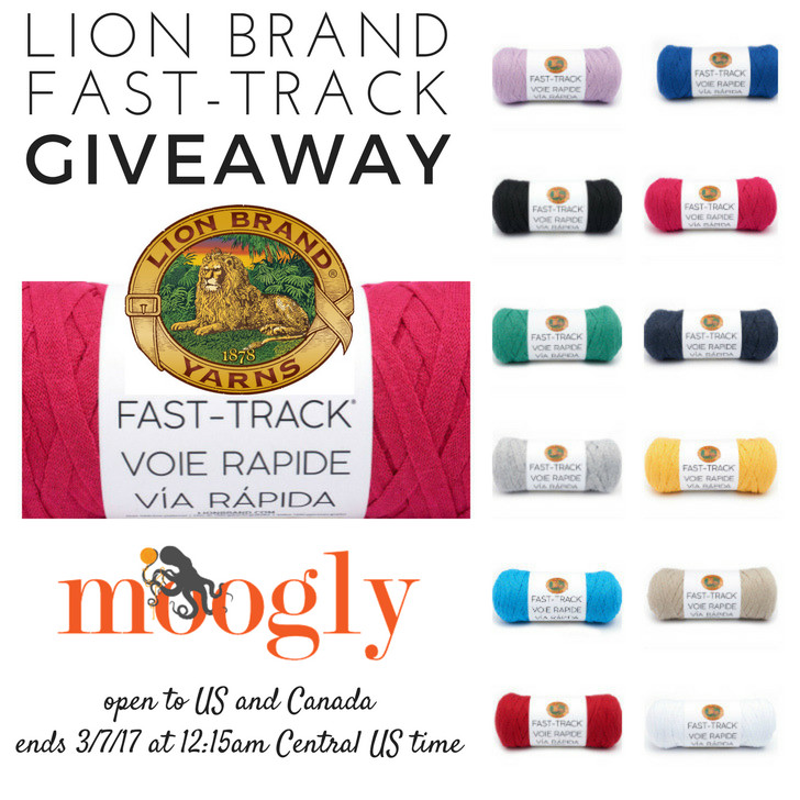 Lion Brand Fast Track Awesome Lion Brand Fast Track Giveaway On Moogly Moogly Of Contemporary 46 Images Lion Brand Fast Track
