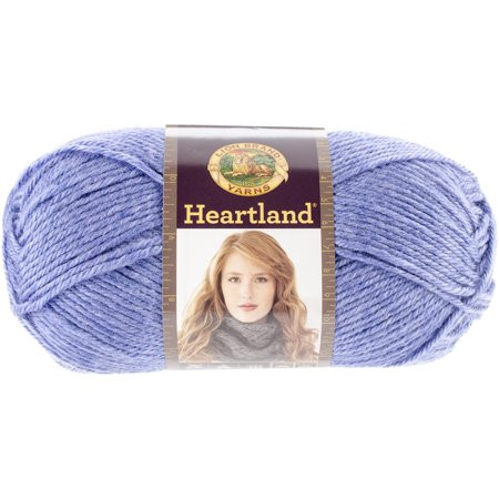Lion Brand Yarn Heartland Kenai Fjords 136 144 Classic