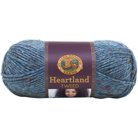 Lion Brand Heartland Inspirational Lion Brand Heartland Yarn Glacier Bay Tweed Multi Colored Of Wonderful 40 Pics Lion Brand Heartland