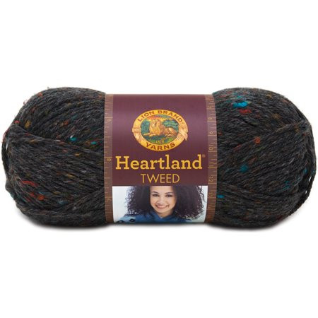 Lion Brand Heartland Lovely Lion Brand Heartland Yarn Black Canyon Tweed Multi Of Wonderful 40 Pics Lion Brand Heartland