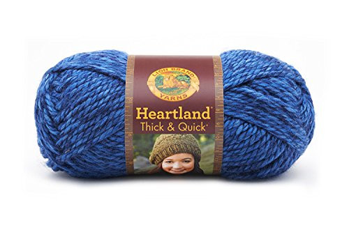 Lion Brand Heartland Yarn Lovely Lion Brand Yarn 137 109 Heartland Thick and Quick Yarn Of Charming 45 Models Lion Brand Heartland Yarn