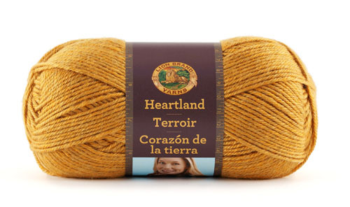 Lion Brand Heartland Yarn Lovely Save On August's Featured Yarn Heartland Of Charming 45 Models Lion Brand Heartland Yarn
