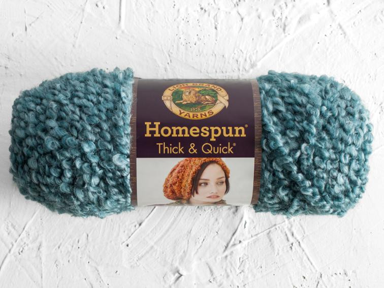 Lion Brand Homespun Thick and Quick Yarn