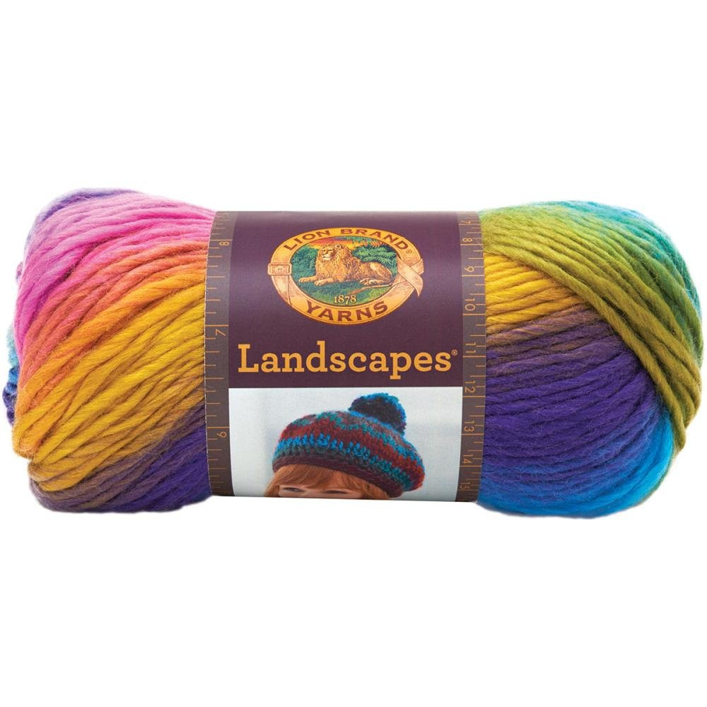 Lion Brand Landscapes Yarn Best Of Lion Brand Landscapes Self Striping Yarn In by Of Luxury 43 Images Lion Brand Landscapes Yarn