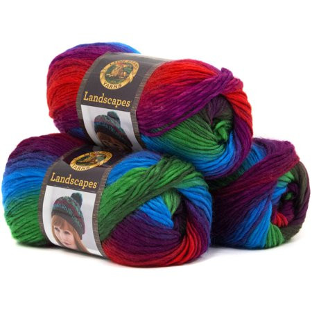 Lion Brand Landscapes Yarn Unique Lion Brand Yarn Landscapes 3 Pack 100 Percent Acrylic Of Luxury 43 Images Lion Brand Landscapes Yarn