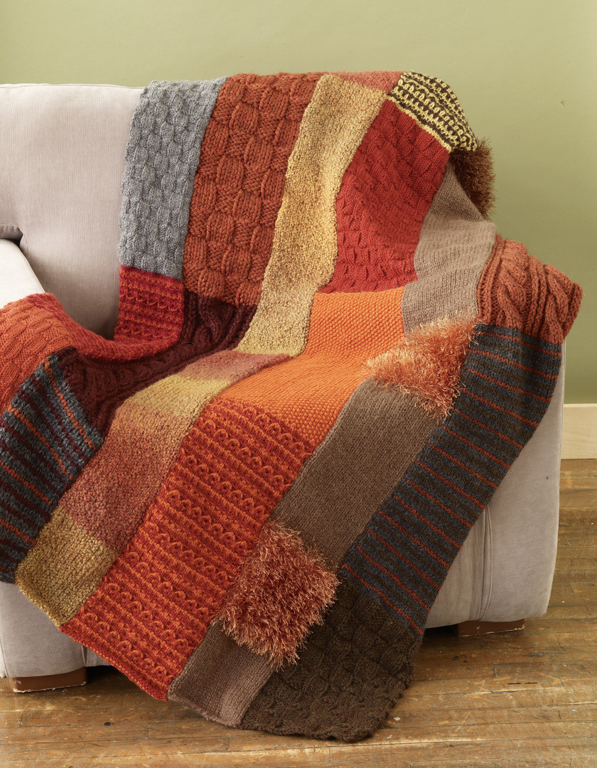 Lion Brand Patterns Luxury Scarf Afghan In Lion Brand Wool Ease Ad Of Perfect 48 Pictures Lion Brand Patterns