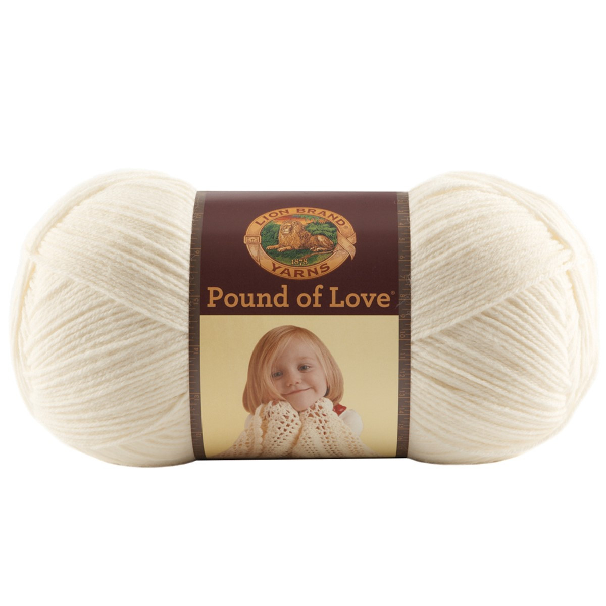Lion Brand Pound of Love Baby Yarn Available in Multiple