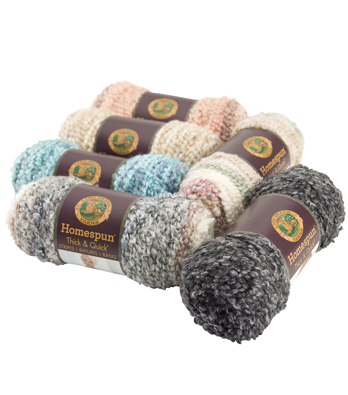 Lion Brand Thick and Quick Inspirational Lion Brand Homespun Thick & Quick Yarn at Joann Of Fresh 48 Pics Lion Brand Thick and Quick