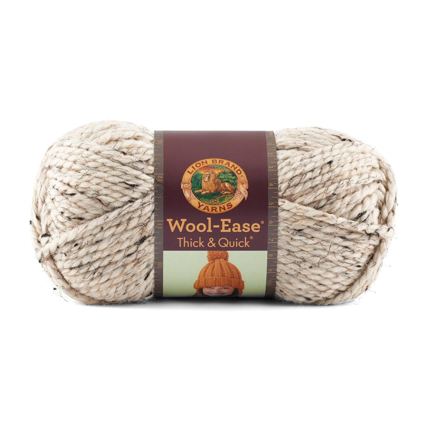 Lion Brand Thick and Quick Inspirational Lion Brand Wool Ease Thick & Quick Bulky Yarn Oatmeal Wool Of Fresh 48 Pics Lion Brand Thick and Quick