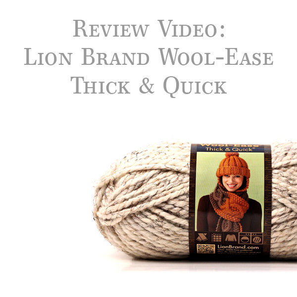 Lion Brand Thick and Quick Inspirational Review Lion Brand Thick & Quick – Brome Fields Of Fresh 48 Pics Lion Brand Thick and Quick