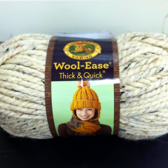 Lion Brand Thick and Quick New Lion Brand Wool Ease Thick & Quick Yarn Color= Grey Marble Of Fresh 48 Pics Lion Brand Thick and Quick