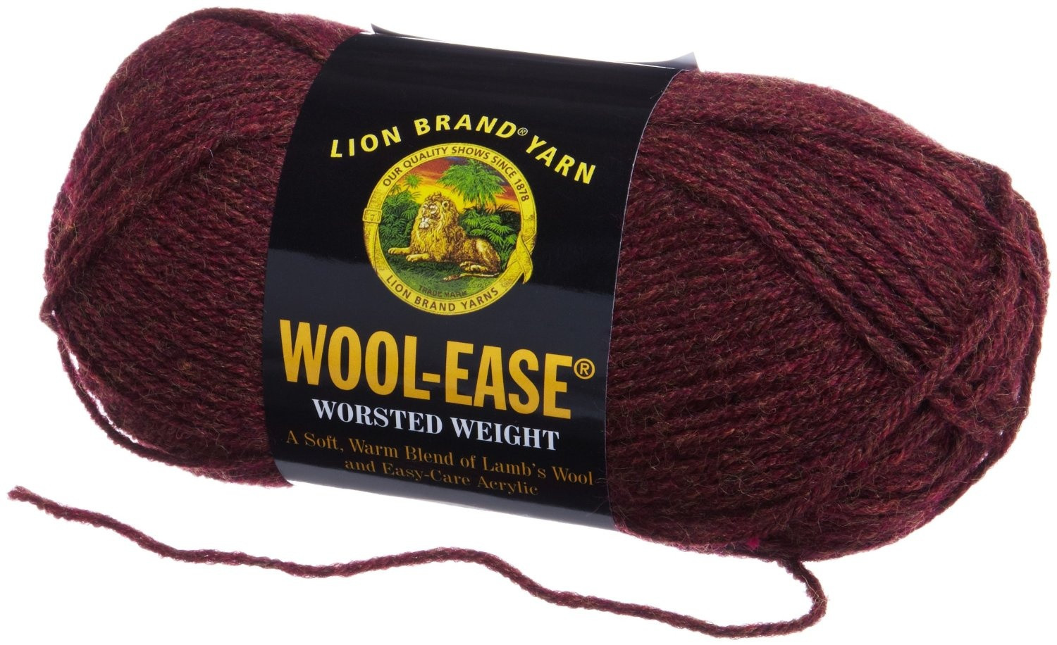 Lion Brand Wool Ease New Lion Brand Yarn Wool Ease Yarn Best Price Of Lion Brand Wool Ease Elegant Lion Brand Wool Ease Crochet Yarn & Wool
