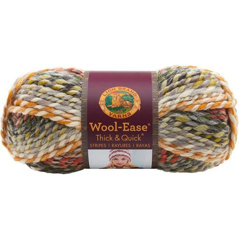 Lion Brand Wool Ease Thick and Quick Yarn – Knitting