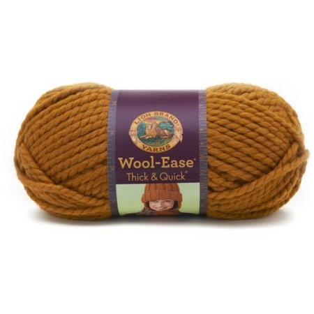 Lion Brand Wool Ease Thick and Quick Elegant Wool Ease Thick & Quick Yarn butterscotch Of Incredible 48 Images Lion Brand Wool Ease Thick and Quick