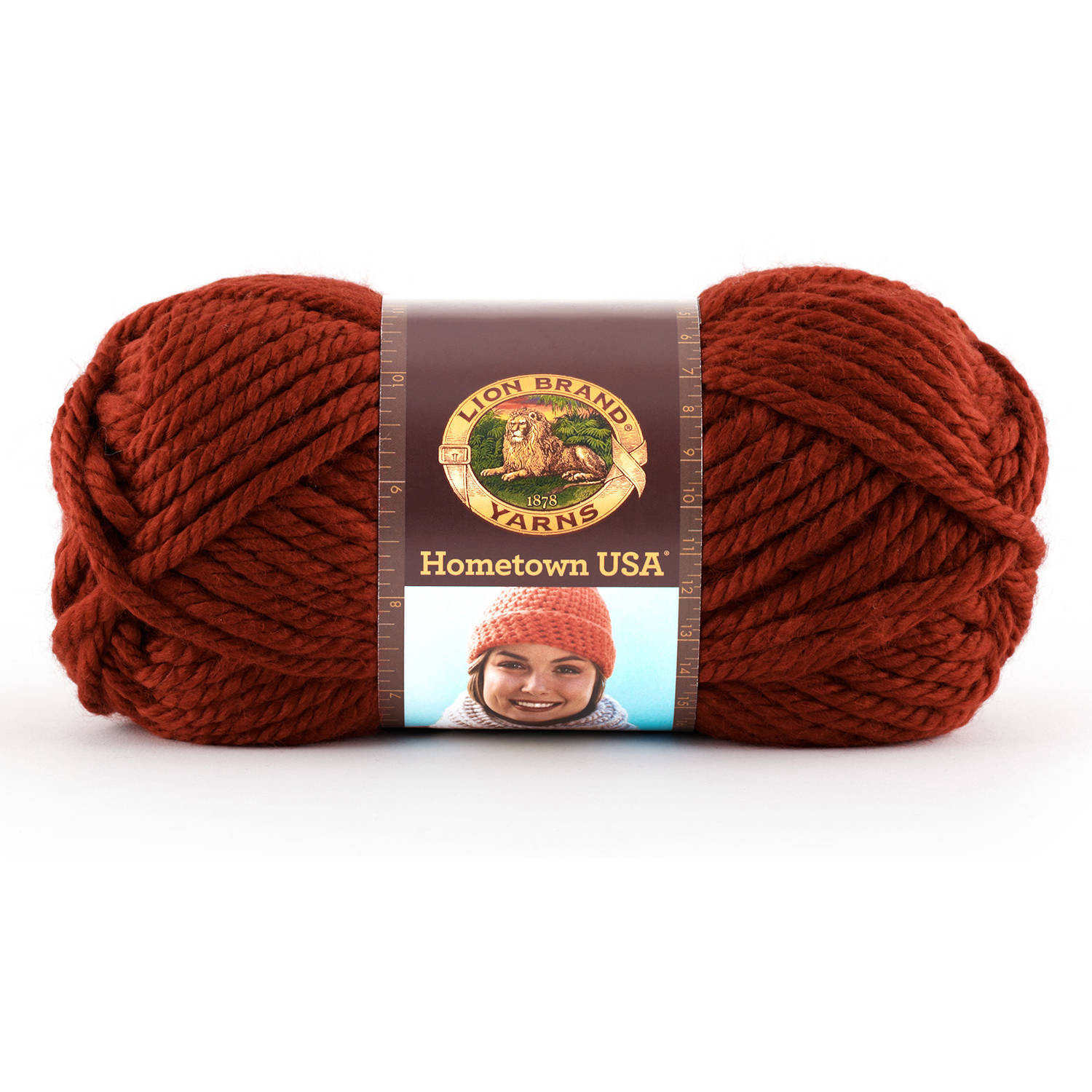 Lion Brand Amazing Yarn Available in Multiple Colors