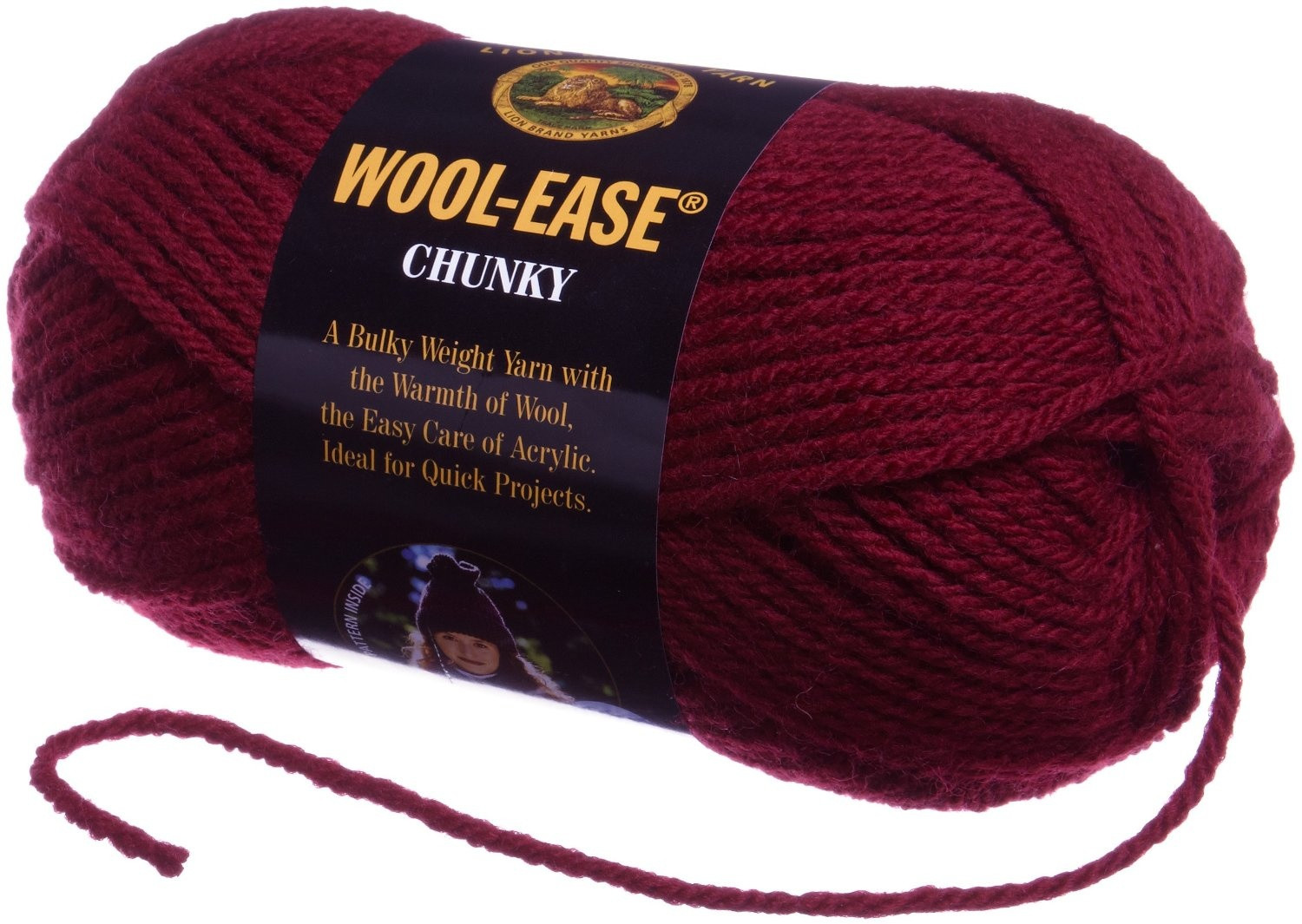 Lion Brand Wool New Lion Brand Yarn 630 153 Wool Ease Chunky Yarn Black Best Of Fresh 40 Pictures Lion Brand Wool