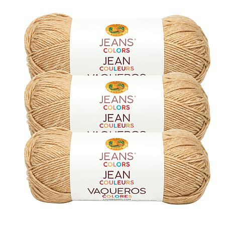 Lion Brand Yarn Colors Best Of Lion Brand Jean Colors Acrylic Yarn 3 Pack Of Beautiful 43 Photos Lion Brand Yarn Colors