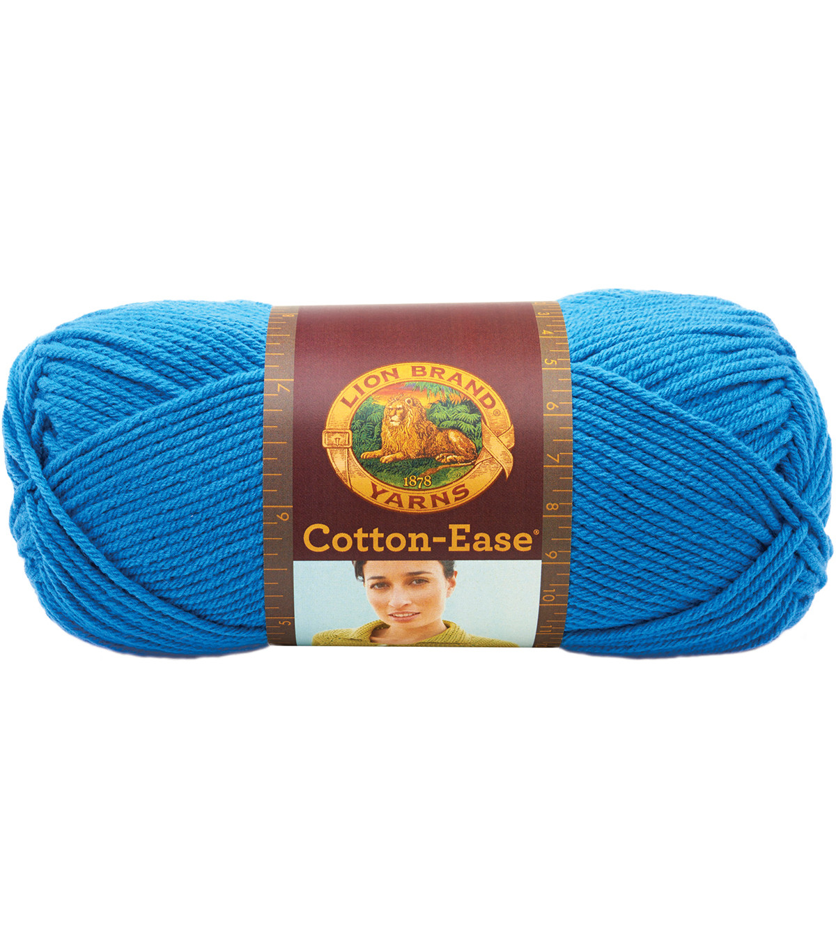 Lion Brand Cotton Ease Yarns at Joann