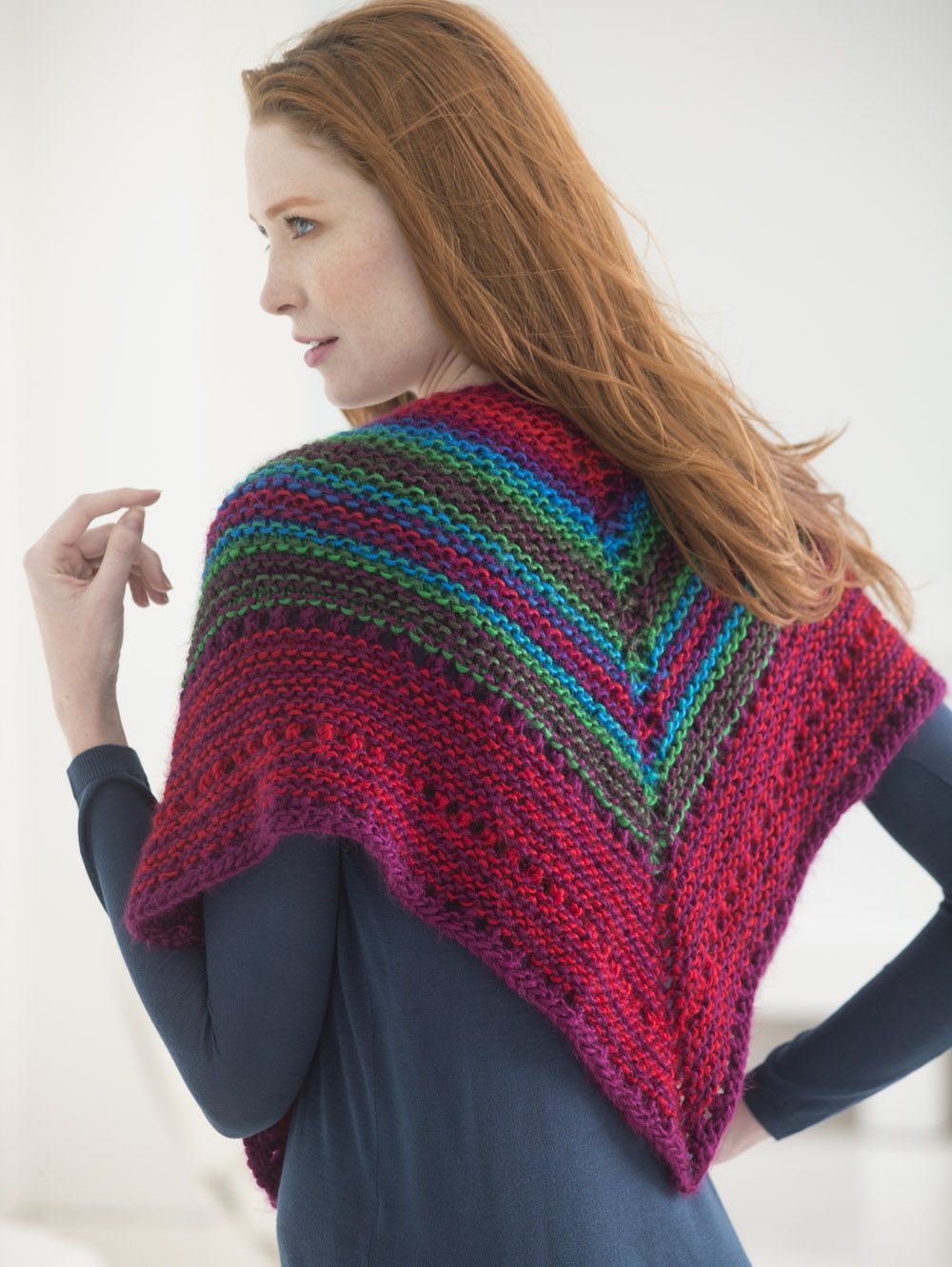 Lion Brand Yarn Patterns New Knit This Gorgeous Wrap with Lion Brand Landscapes Free Of Great 40 Ideas Lion Brand Yarn Patterns