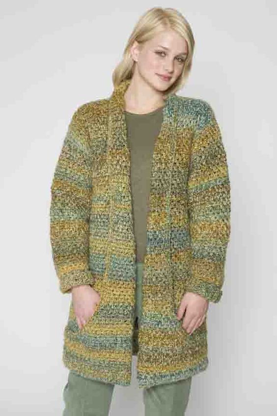 Lion Brand Yarn Patterns Unique Coats Free Crochet and Jackets On Pinterest Of Great 40 Ideas Lion Brand Yarn Patterns