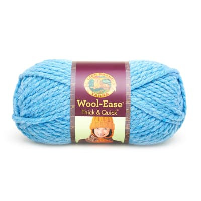 Lion Brand Yarn Thick and Quick Best Of Lion Brand Wool Ease Thick & Quick Yarn 106 Sky Blue Of Luxury 44 Models Lion Brand Yarn Thick and Quick