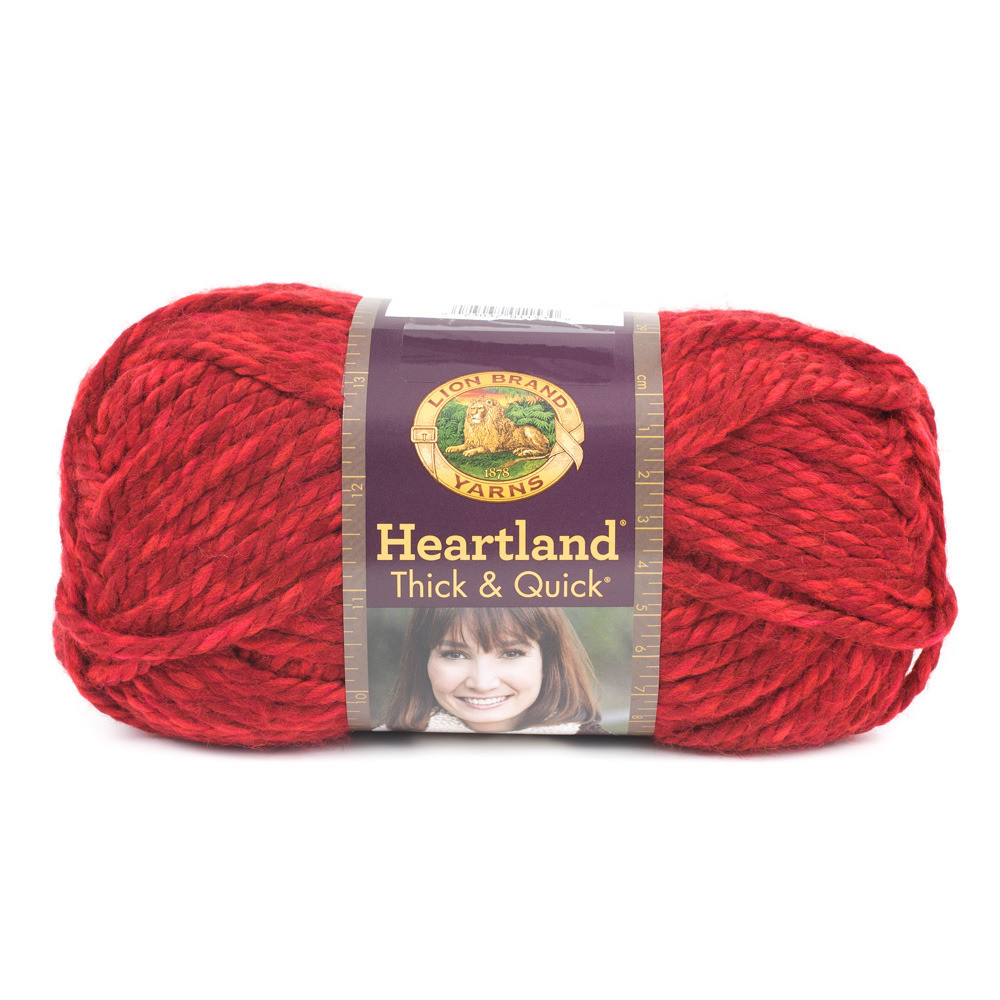 Lion Brand Yarn Thick and Quick Elegant Lion Brand Heartland Thick & Quick Of Luxury 44 Models Lion Brand Yarn Thick and Quick
