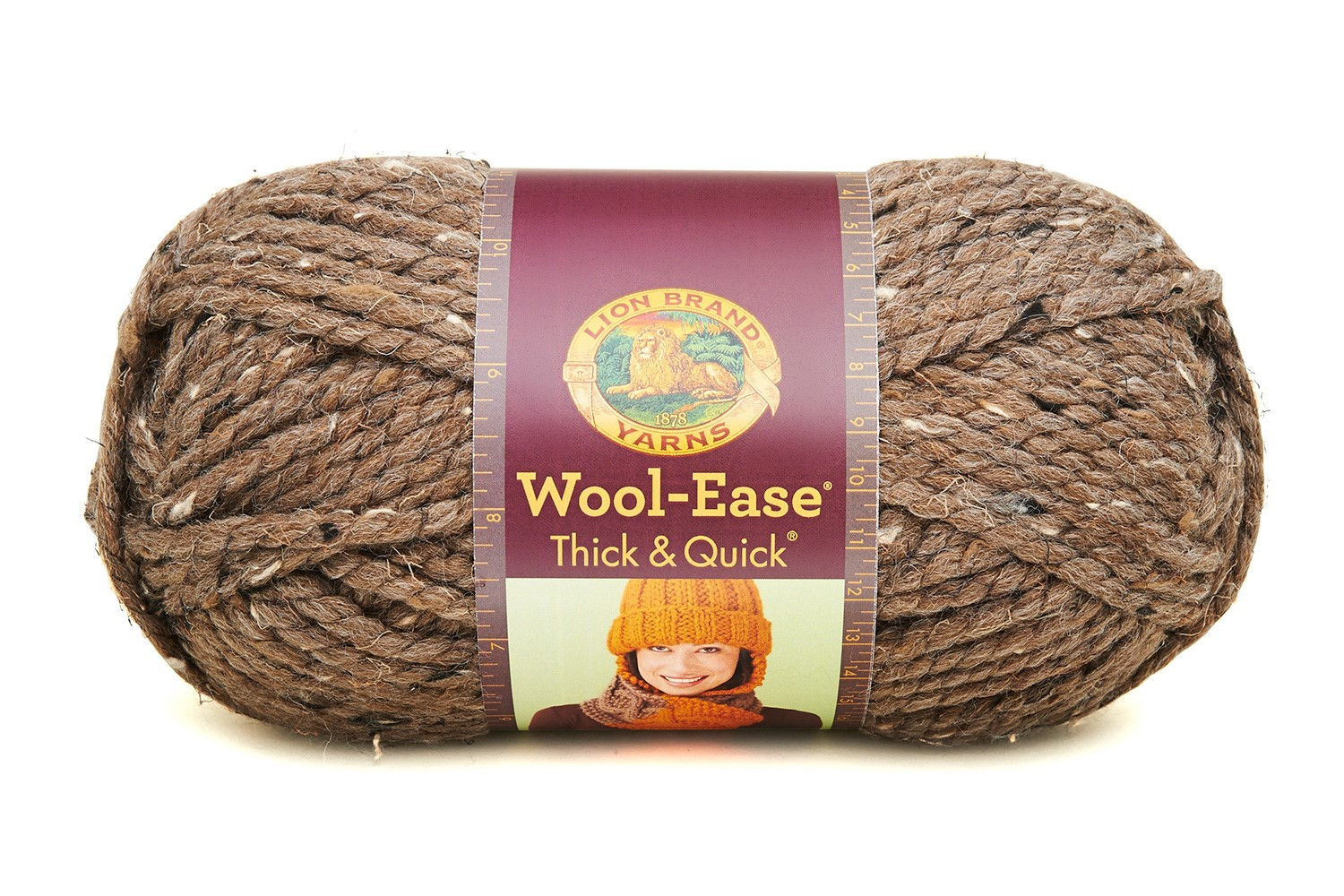Wool Ease Thick & Quick Yarn Barley