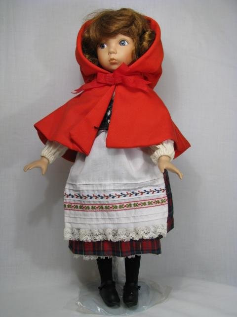 """Little Red Riding Hood Doll Awesome 24 Knowles Dianna Effner """"little Red Riding Hood"""" Doll Of Delightful 49 Models Little Red Riding Hood Doll"""