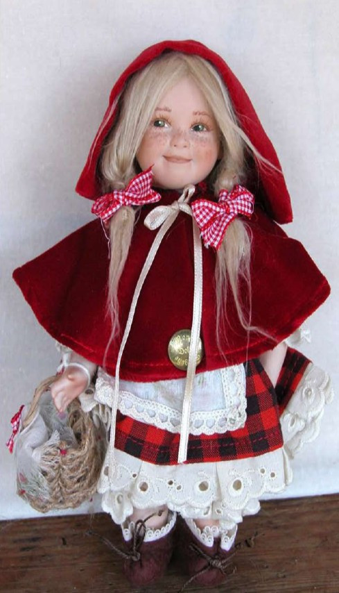 Little Red Riding Hood Doll Awesome Little Red Riding Hood Dolls Porcelain Fairy Tales Of Delightful 49 Models Little Red Riding Hood Doll