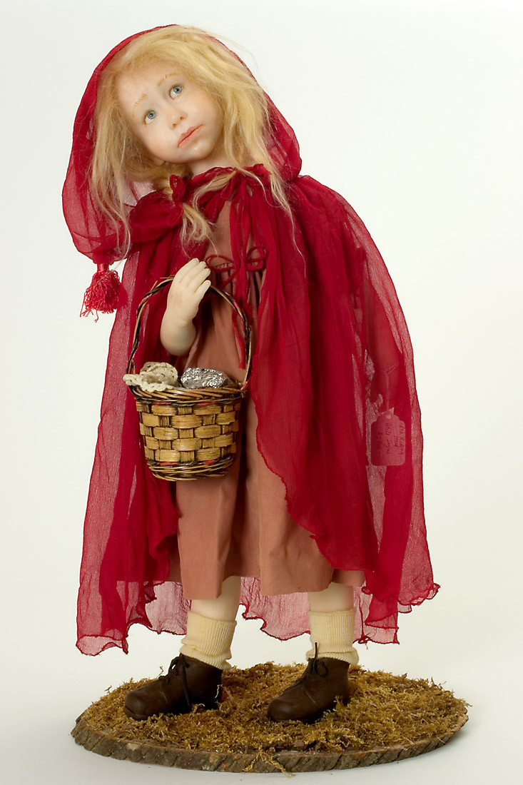 Little Red Riding Hood Doll Best Of Red Riding Hood Polymer Clay One Of A Kind Art Doll by Of Delightful 49 Models Little Red Riding Hood Doll