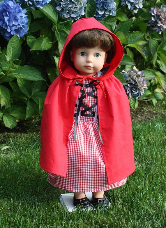 Little Red Riding Hood Doll Elegant 17 Best Images About American Girl Doll Costumes Red Of Delightful 49 Models Little Red Riding Hood Doll