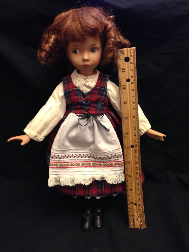 """Little Red Riding Hood Doll Fresh """"little Red Riding Hood"""" Dianna Effner Doll Used Very Nice Of Delightful 49 Models Little Red Riding Hood Doll"""