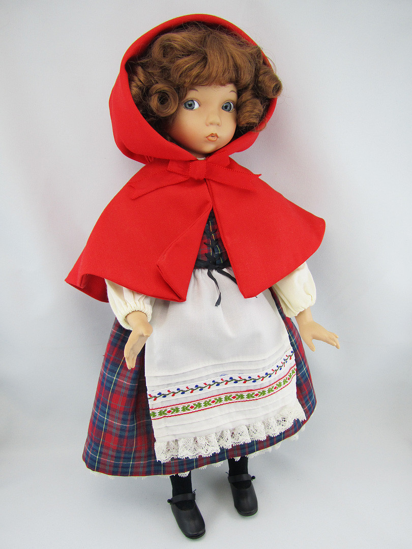 Little Red Riding Hood Doll Inspirational Doll Tale Thursday 14 Little Red Riding Hood Of Delightful 49 Models Little Red Riding Hood Doll