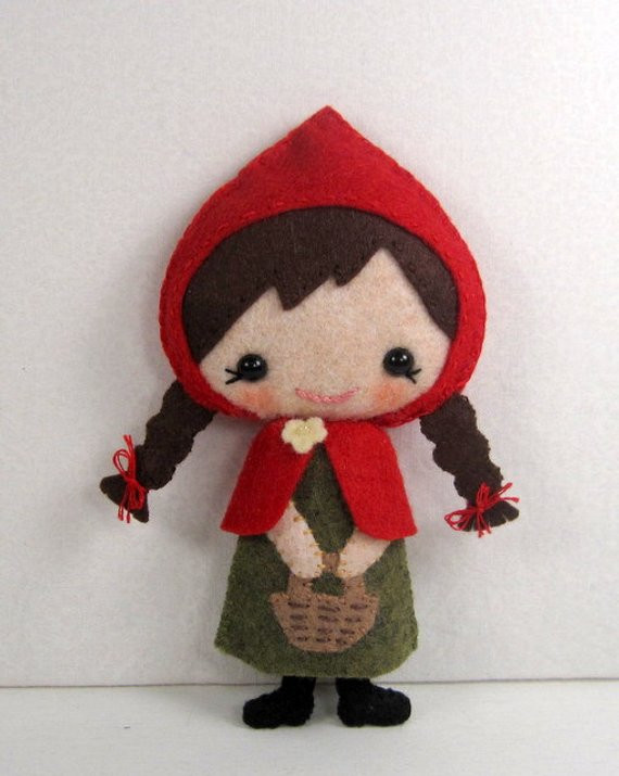Little Red Riding Hood Doll Lovely Items Similar to Sale Pdf Epattern Little Red Riding Hood Of Delightful 49 Models Little Red Riding Hood Doll