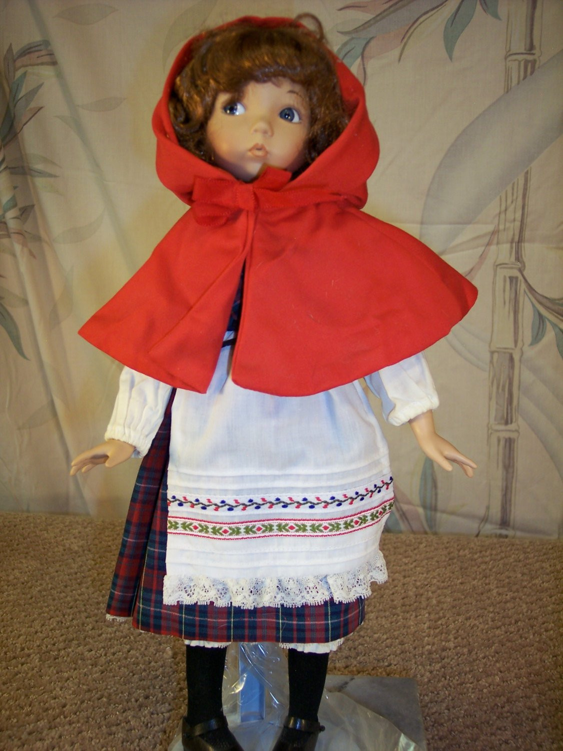 Little Red Riding Hood Doll Lovely Little Red Riding Hood Porcelain Doll by Dianna Effner Of Delightful 49 Models Little Red Riding Hood Doll