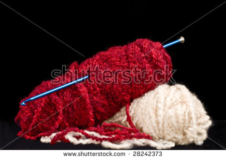 Long Crochet Hook Best Of Two Skeins Yarn Red and White with Long Crochet Hook Of Wonderful 48 Images Long Crochet Hook