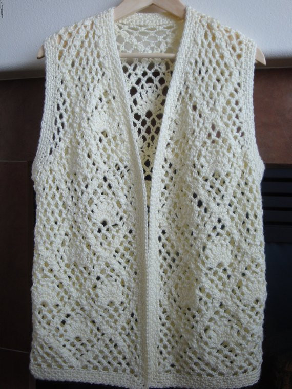 Long Crochet Vest Inspirational Long Crochet Vest Lookup beforebuying Of Beautiful 46 Ideas Long Crochet Vest