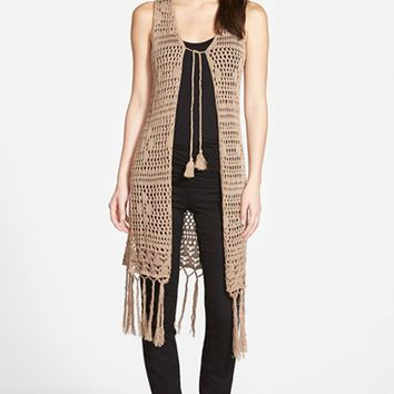 Long Crochet Vest Luxury Best Long Crochet Vest Products On Wanelo Of Beautiful 46 Ideas Long Crochet Vest
