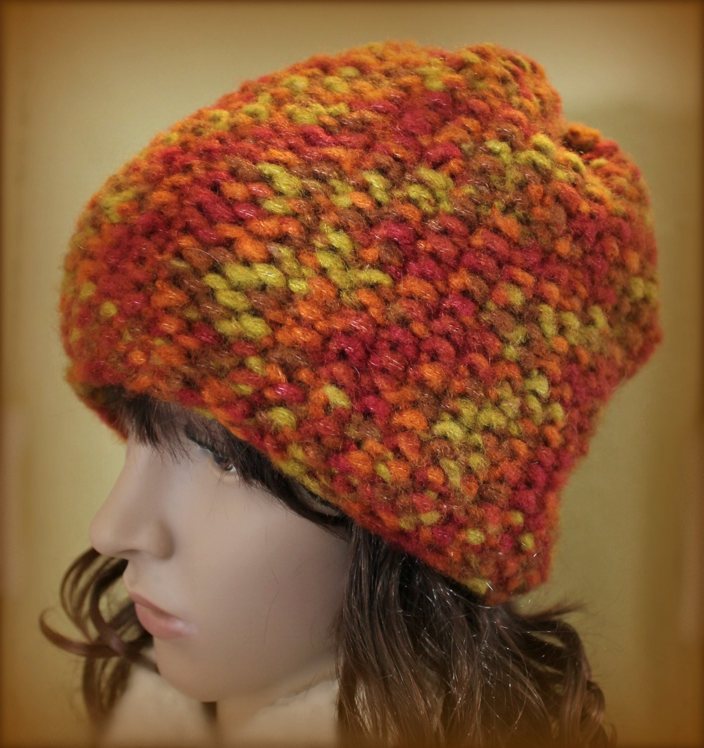 Loom Knit Hat Beautiful Loom Knit Brimless Hat Easy Pattern Seed Stitch Beanie Of Lovely 45 Ideas Loom Knit Hat