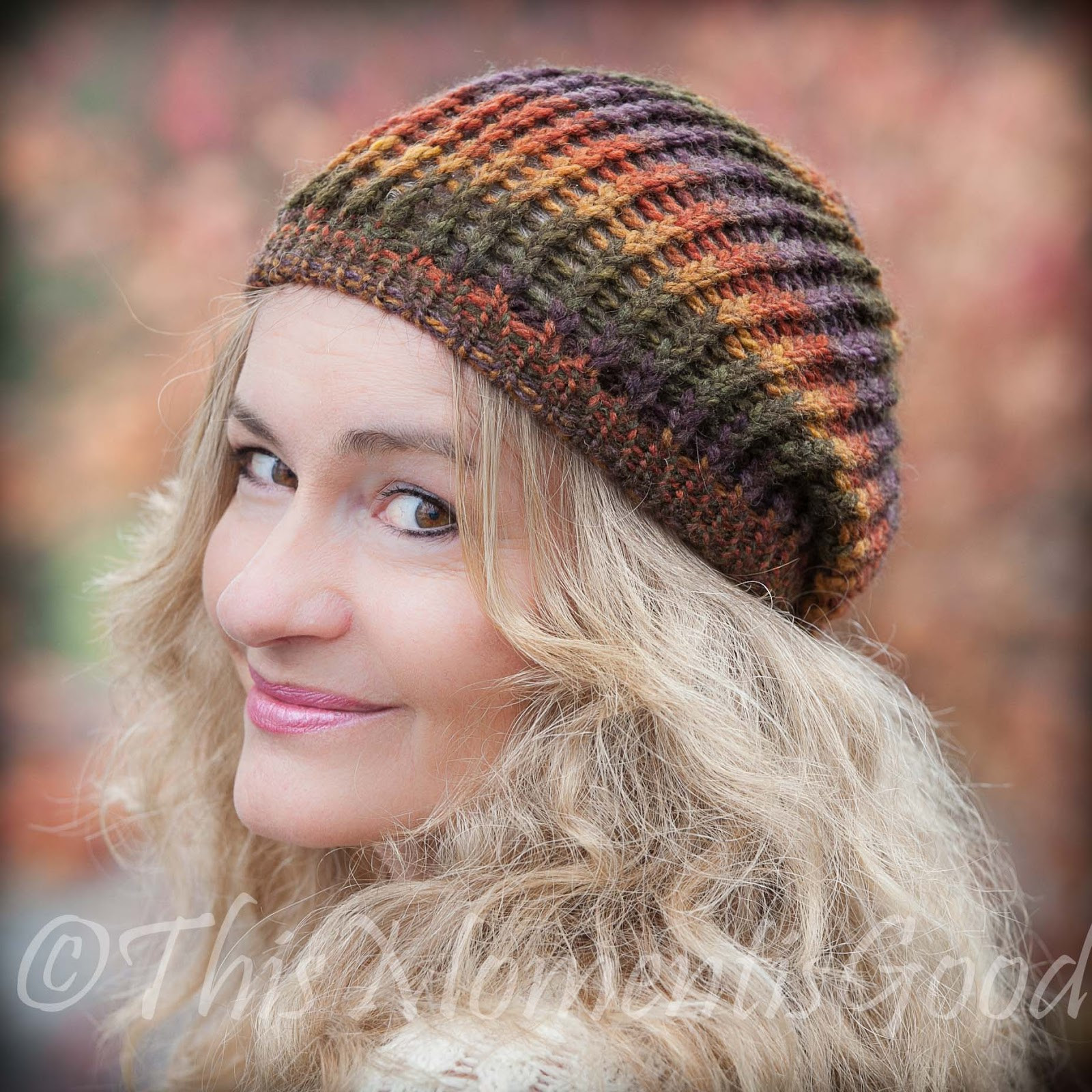 Loom Knit Hat Elegant Loom Knitting by This Moment is Good Loom Knit Harvest Of Lovely 45 Ideas Loom Knit Hat
