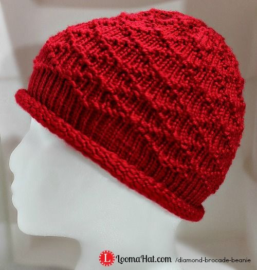 Loom Knit Hat Inspirational 17 Best Images About Loom Knit Hat Patterns On Pinterest Of Lovely 45 Ideas Loom Knit Hat