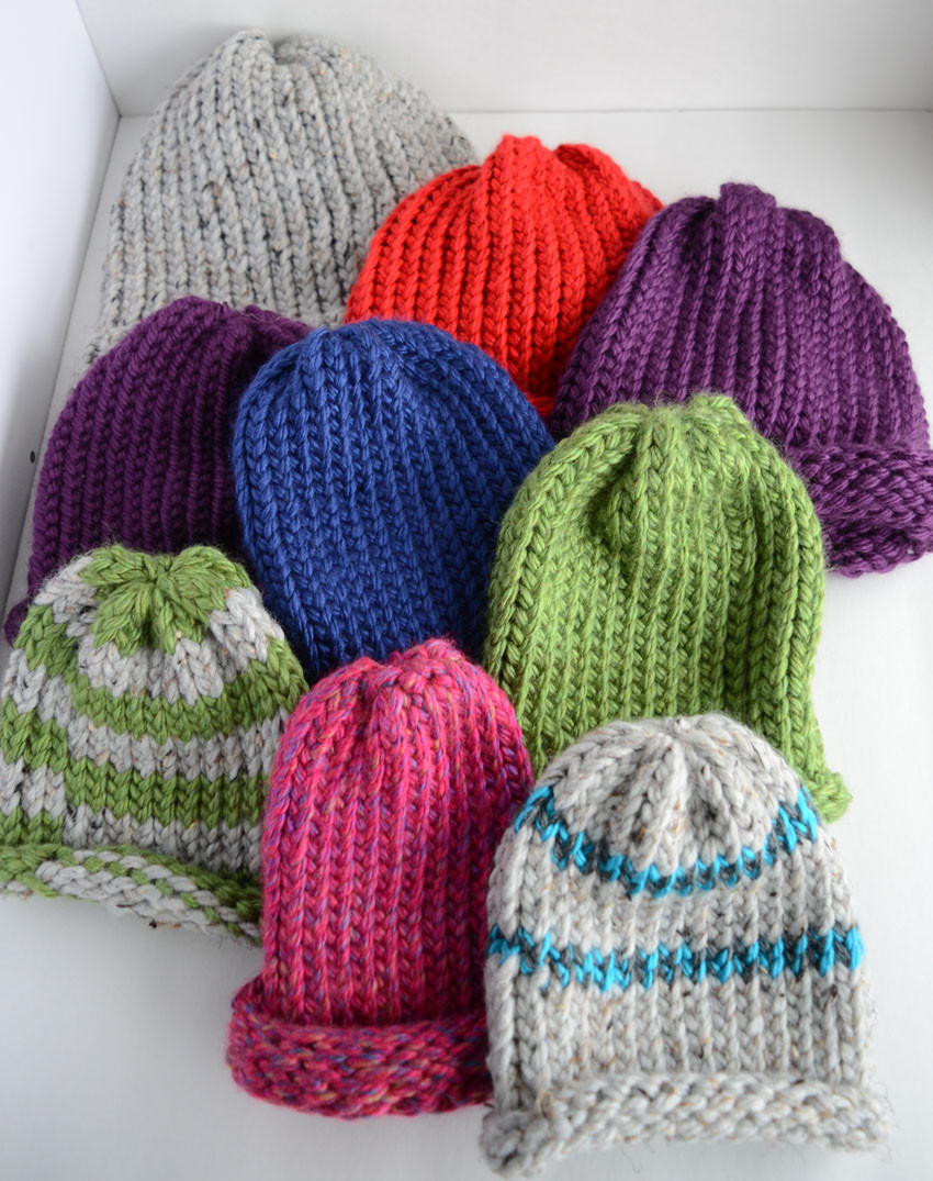 Loom Knit Hat Inspirational Diana Rambles Easy Hat Knitting On A Loom Of Lovely 45 Ideas Loom Knit Hat