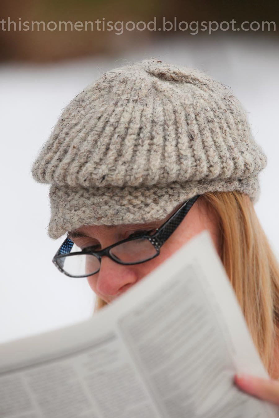 Loom Knit Hat Inspirational Loom Knitting by This Moment is Good Loom Knit Felted Of Lovely 45 Ideas Loom Knit Hat