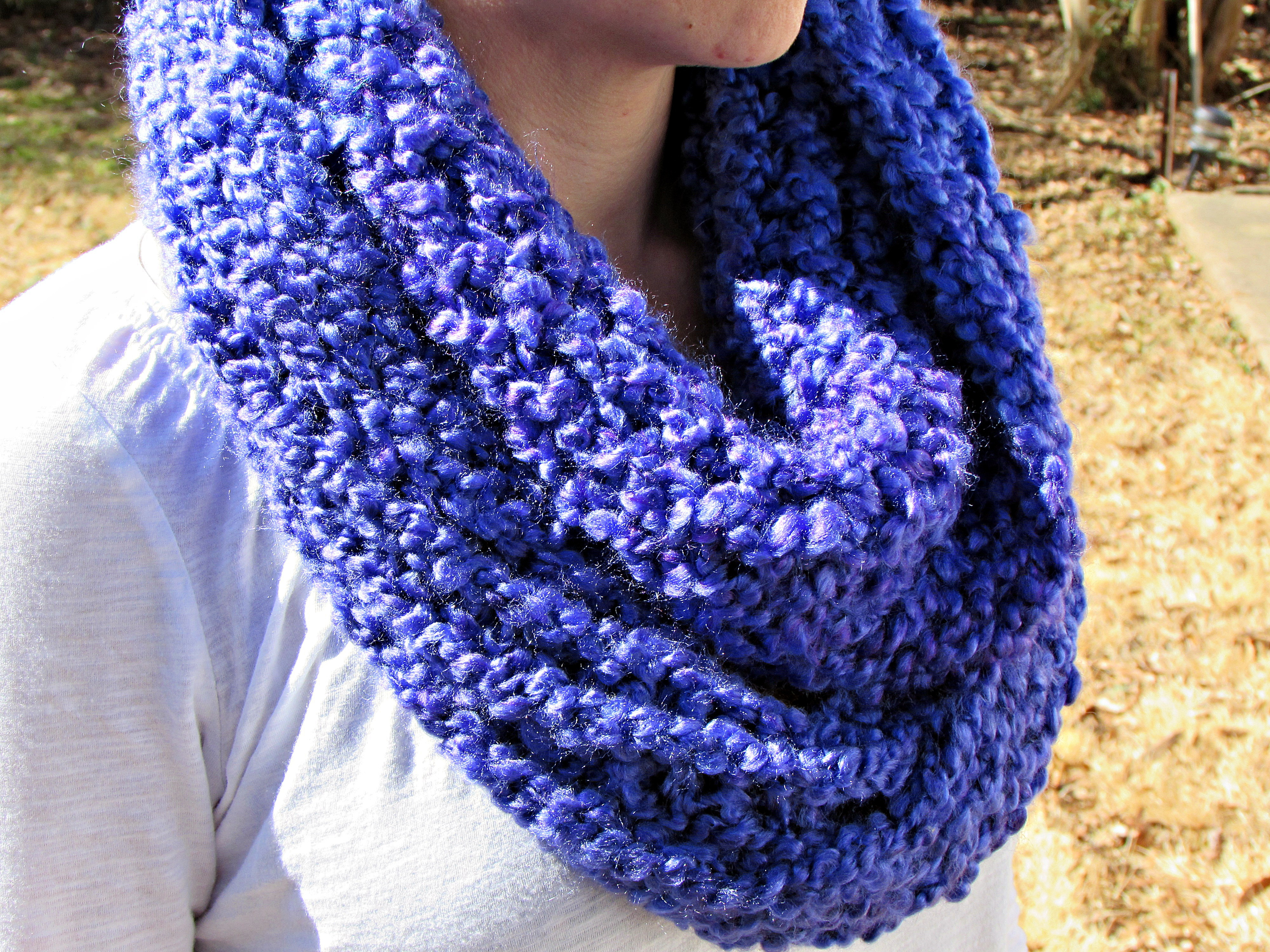 Loom Knitting Scarf Fresh Homespun Thick and Quick Infinity Scarf Pattern for the Of Brilliant 41 Pics Loom Knitting Scarf