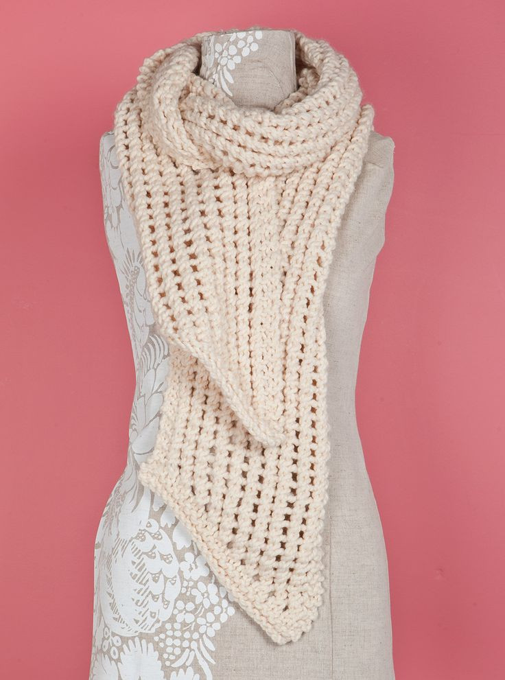 Instructions for Scarf Loom