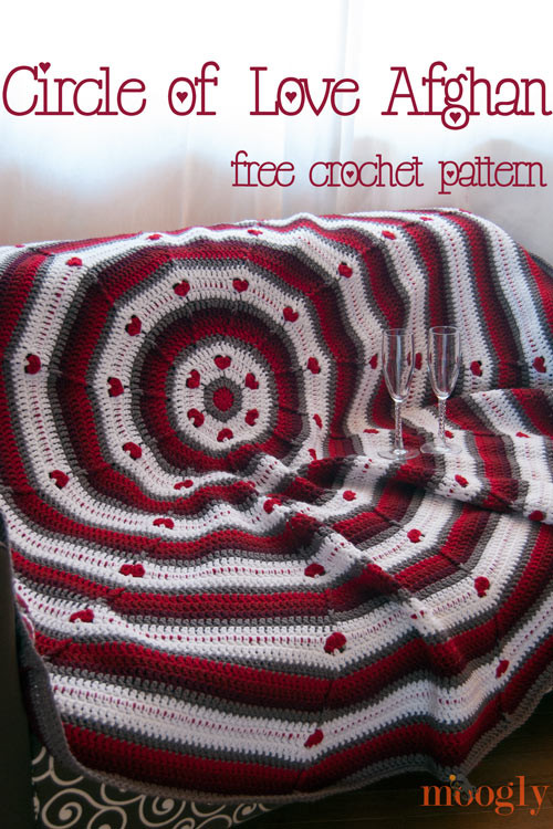 Love Of Crochet Awesome Free Crochet Pattern Circle Of Love Afghan – Make It Crochet Of Awesome 49 Ideas Love Of Crochet