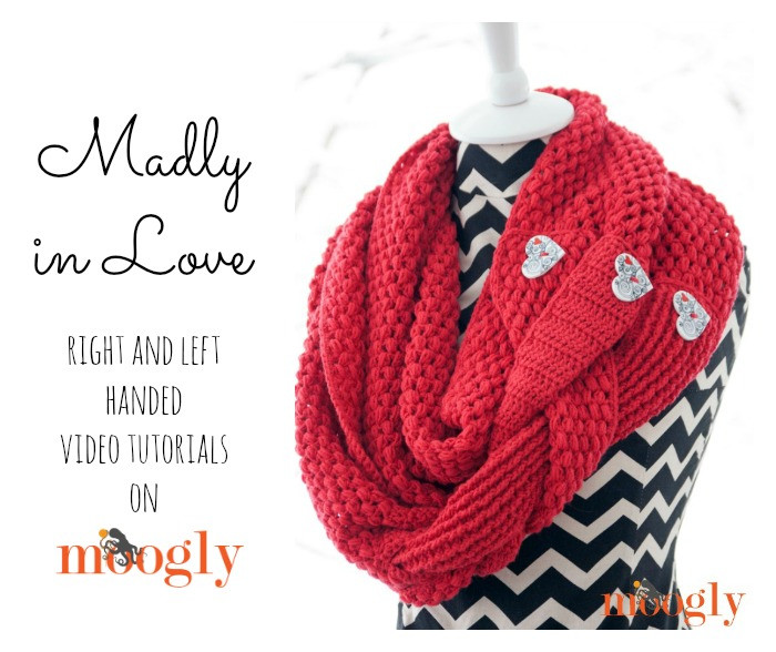 Love Of Crochet New How to Crochet the Madly In Love Pattern On Moogly Of Awesome 49 Ideas Love Of Crochet