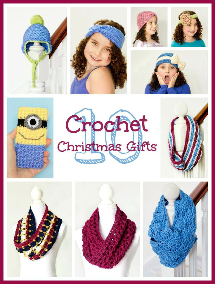 Lovely 10 Quick & Easy Crochet Christmas Gifts Easy Crochet Gifts Of Superb 42 Pictures Easy Crochet Gifts